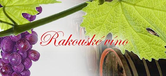 Rakouské víno
